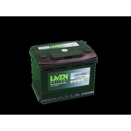 LivEN LVX60.0 / 55Ah 460A 12V