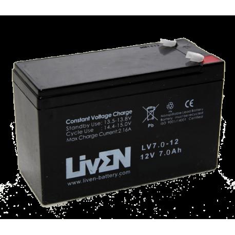 LivEN LV7.0-12/F1 / 7Ah 12V