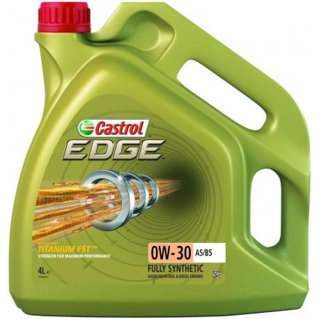 Castrol Edge Titanium 0w30 A5/B5 CAJA 4X4Lt