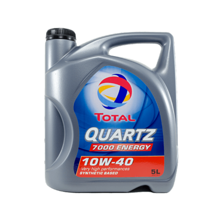 TOTAL QUARTZ 7000 ENERGY 10W40 CAJA 3X5Lt