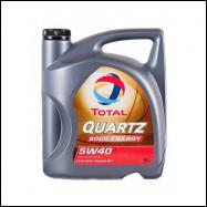 Total Quartz 9000 Energy 5W40 CAJA 3x5Lt