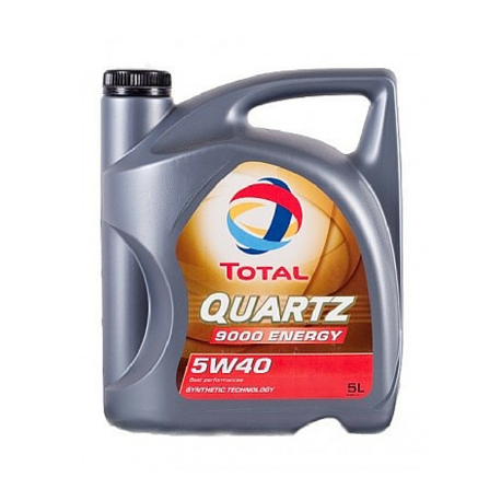 TOTAL QUARTZ 9000 ENERGY 5W40 CAJA 3x5Lt