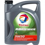 LUBRICANTE TOTAL RUBIA TIR 9200 5W30 3X5Lt