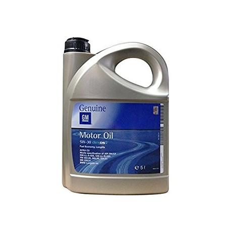 GM OPEL Dexos2 5W30 CAJA 4X5Lt