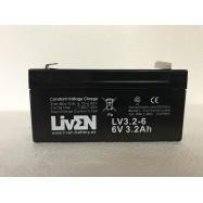 LivEN LV3.2-6 / 3.2Ah 6V