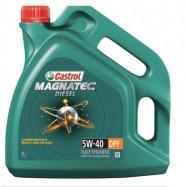 CASTROL MAGNATEC 5W40 DPF CAJA 4X4Lt