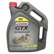 CASTROL GTX ULTRACLEAN 10W40 CAJA 4X5Lt