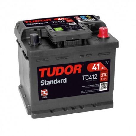 TUDOR STANDARD TC412 / 41Ah 370A 12V