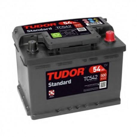 TUDOR STANDARD TC542 / 54Ah 500A 12V