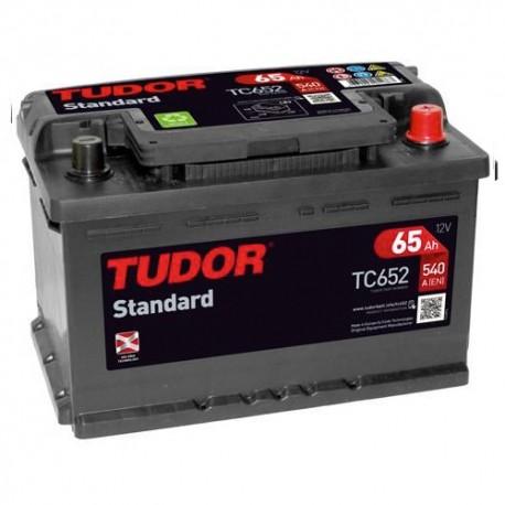 TUDOR STANDARD TC652 / 65Ah 540A 12V