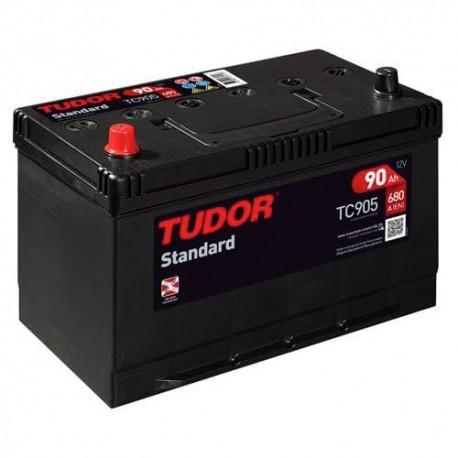 TUDOR STANDARD TC905 / 90Ah 680A 12V