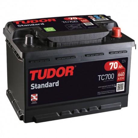 TUDOR STANDARD TC700 / 70Ah 640A 12V