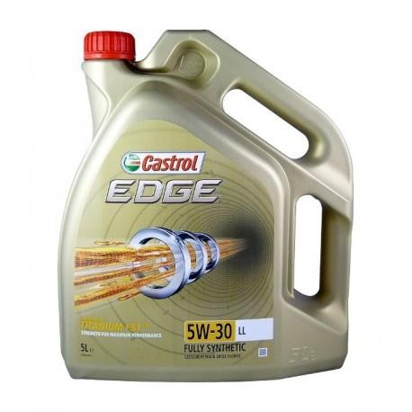 Aceite Castrol Edge 5W30 LL Titanium FST 5Lt