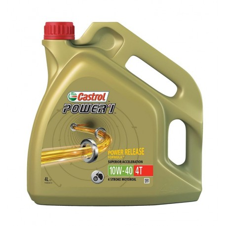 CASTROL POWER1 4T 10W40 4Lt