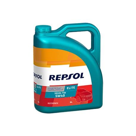 REPSOL ELITE TDI 5W40 505.01 5Lt