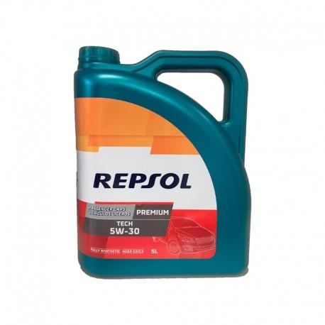 REPSOL PREMIUM TECH 5W30 5Lt
