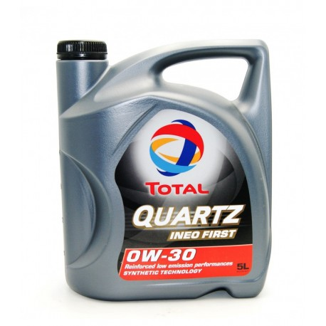 TOTAL QUARTZ INEO FIRST 0W30 5Lt