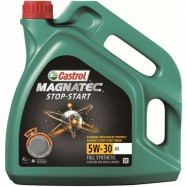 Castrol Magnatec stop-start 5w30 A5 Caja 4x4Lt