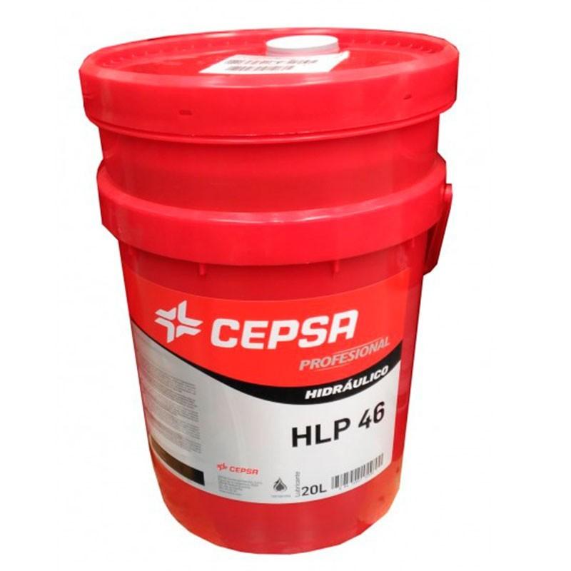 CEPSA HIDRAULICO HLP 46 BIDON 20Lt