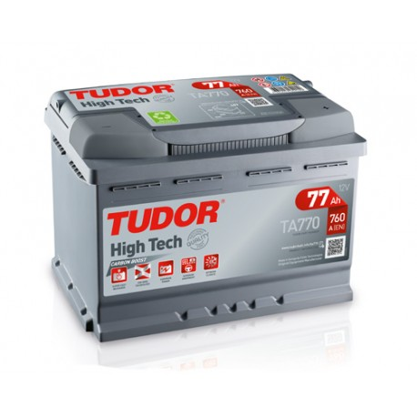 TUDOR HIGH-TECH TA770 / 77Ah 760A 12V