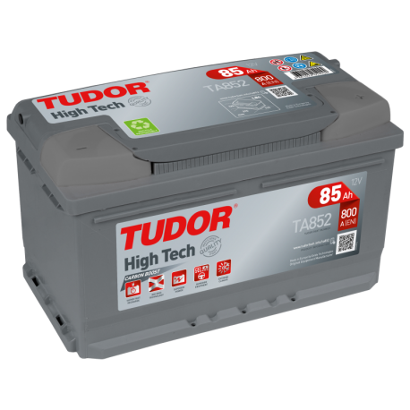 TUDOR HIGH-TECH TA852 / 85Ah 800A 12V
