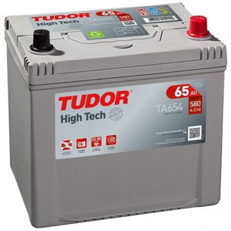 TUDOR HIGH-TECH TA654 / 65Ah 580A 12V