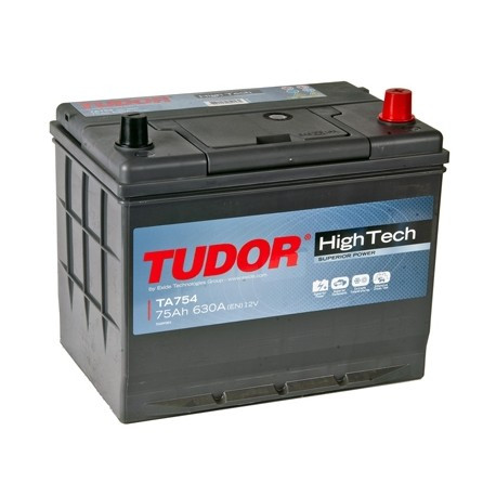 TUDOR HIGH-TECH TA754 / 75Ah 630A 12V