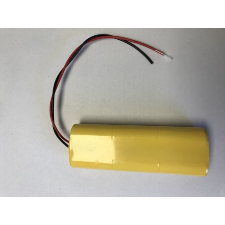 Pack Bateria Pila Ni-MH 7,2V 3000mAh 6BK-3000SCP / 6NH-SC3000