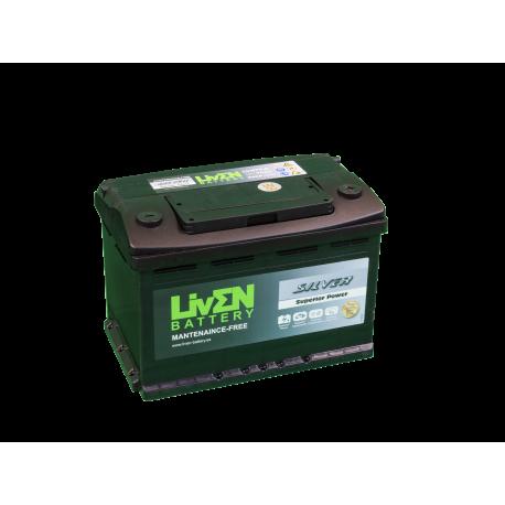 LivEN LVX74.0 / 74Ah 680A 12V