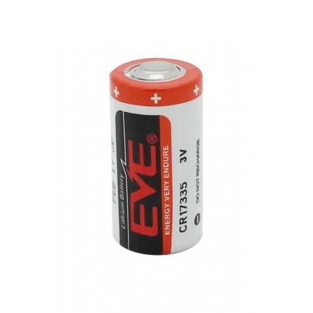 Bateria Pila litio EVE CR17335 3A / 3V