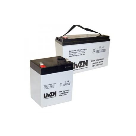 LivEN LVH12-125W 12V HIGH RATE