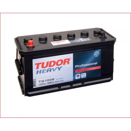 TUDOR START PRO TG1009 / 110Ah 800A 12V