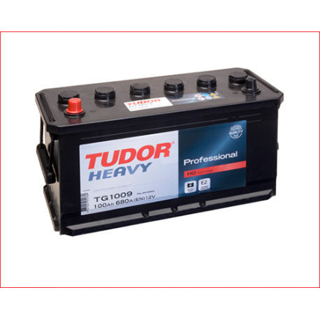 TUDOR START PRO TG1109 / 110Ah 800A 12V