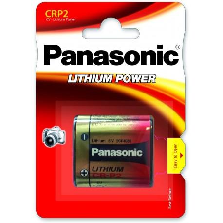 Pila Battery Panasonic CRP2 6V
