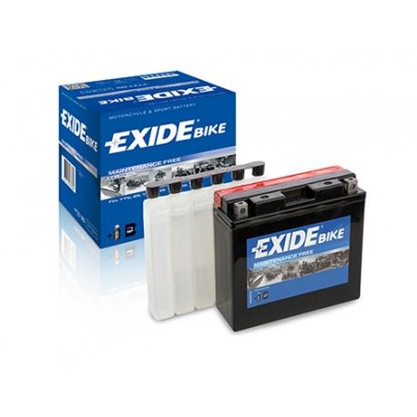 EXIDE AGM ETX14L-BS / 12Ah 200A 12V