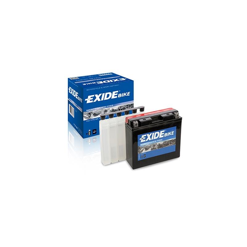 BATERIA EXIDE AGM ETX16-BS 14Ah 215A 12V
