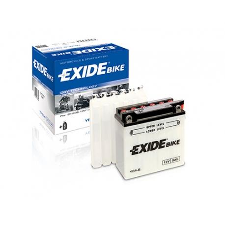EXIDE 12N9-3B / 9Ah 85A 12V