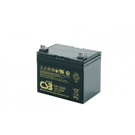 CSB EVX12340 / 34Ah 12V