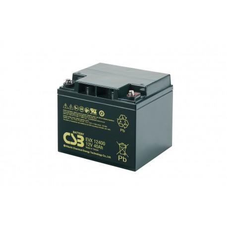 CSB EVX12400 / 40Ah 12V