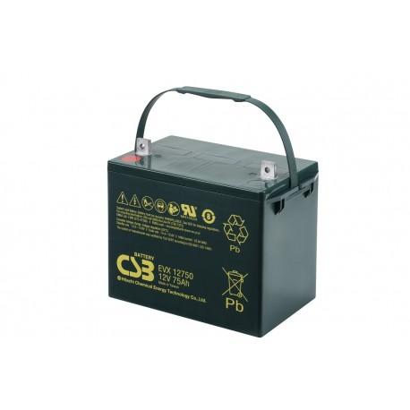 CSB EVX12750 / 75Ah 12V