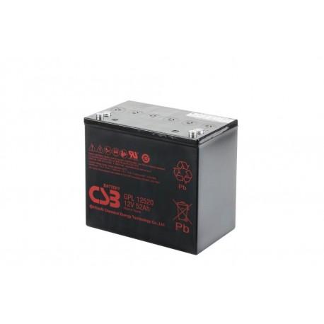 CSB GPL12520 / 52Ah 12V
