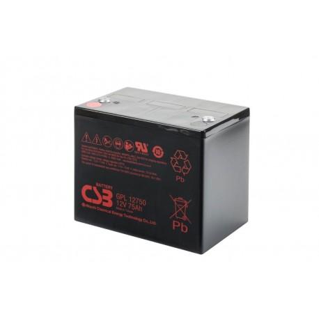 CSB GPL12750 / 80Ah 12V