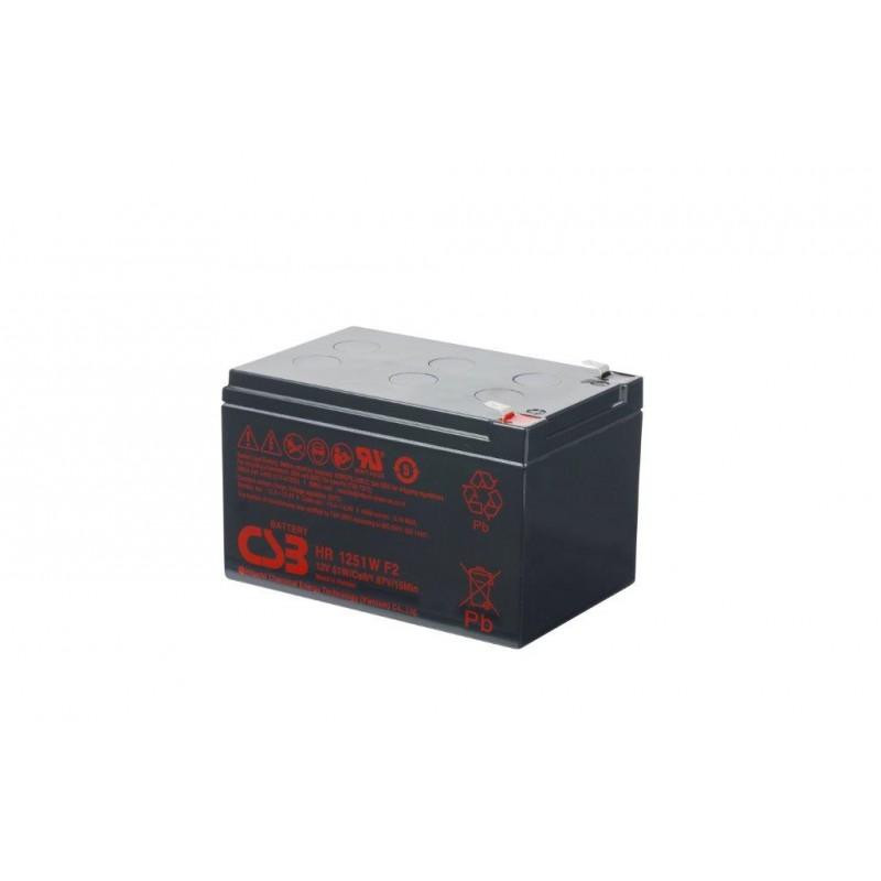 BATERIA CSB HR1251W 51W 12V