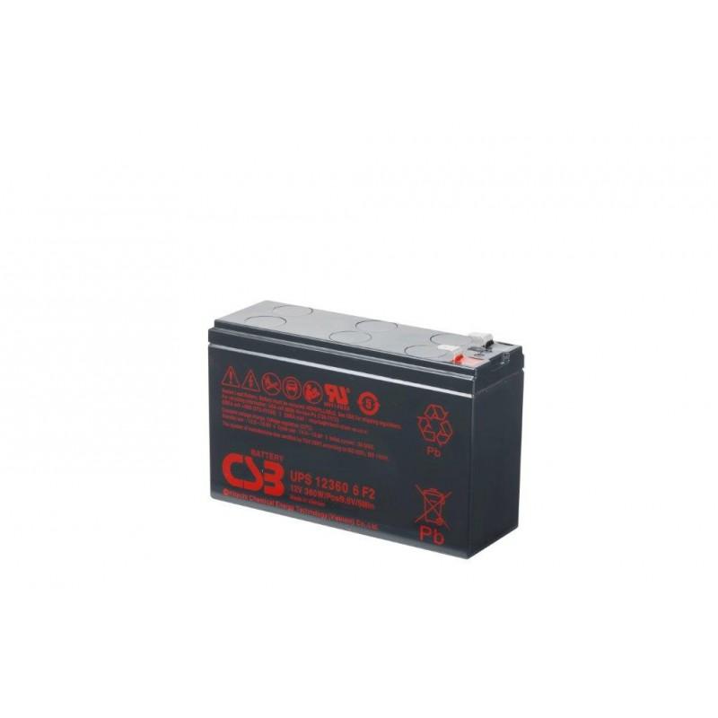 BATERIA CSB UPS123606 60W 12V