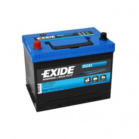 EXIDE ER350 80Ah 12V