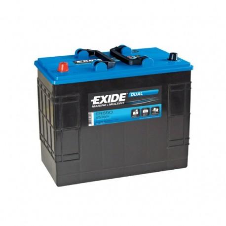 EXIDE ER650 142Ah 12V
